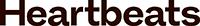 Heartbeats logo BLACK CMYK_200x26